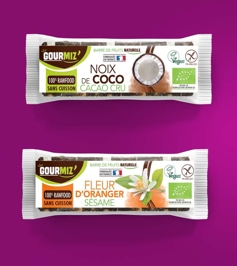 Gourmiz' 2 packs 1