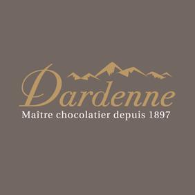 bloc logo Dardenne lait