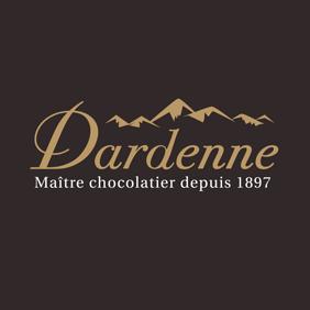 bloc logo Dardenne noir