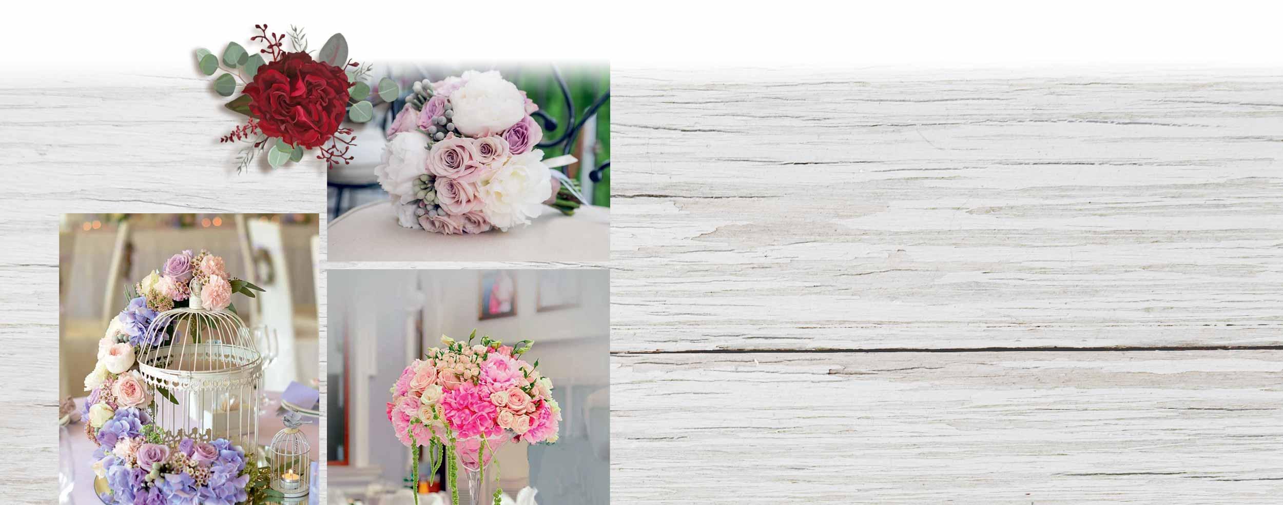 Fond home Fleurs création