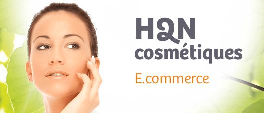 Prjet HQN cosmetiques E.commerce