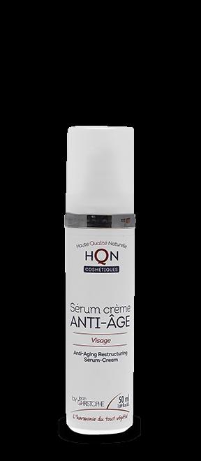 Sérum crème anti-âge HQN Cosmétique