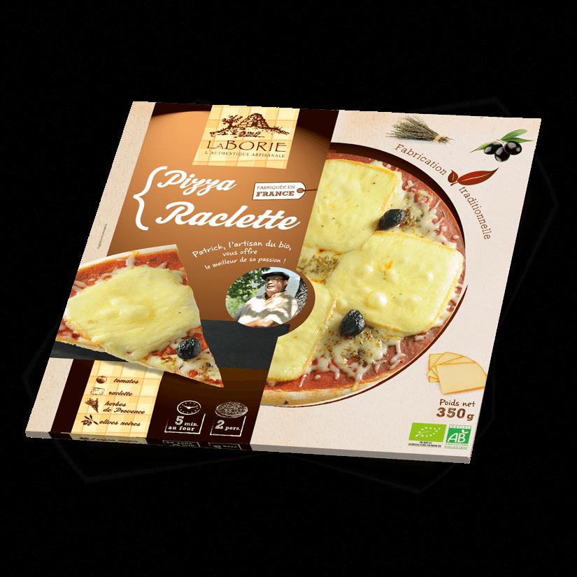 Pack pizza raclette La Borie bio