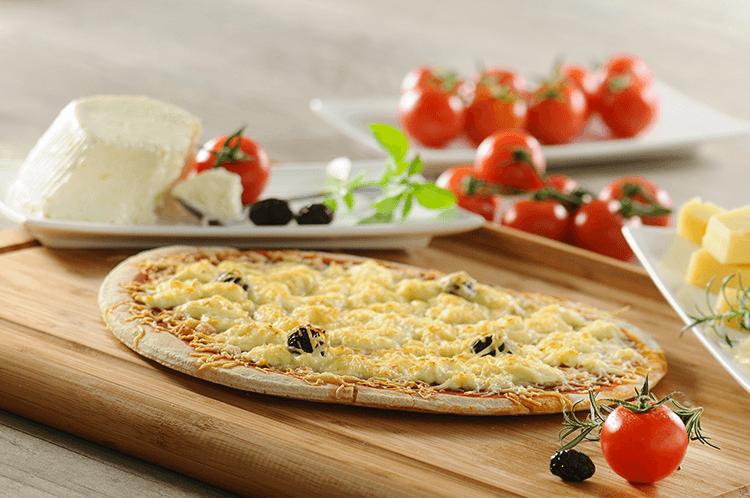 Pizza Brousse de Brebis La Borie bio